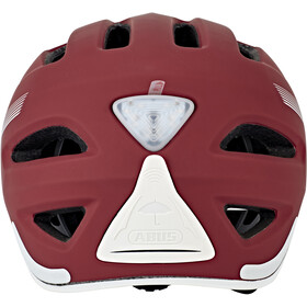 ABUS Pedelec Helmet marsala red